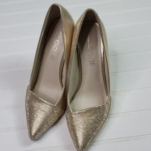 Also heels sz 8